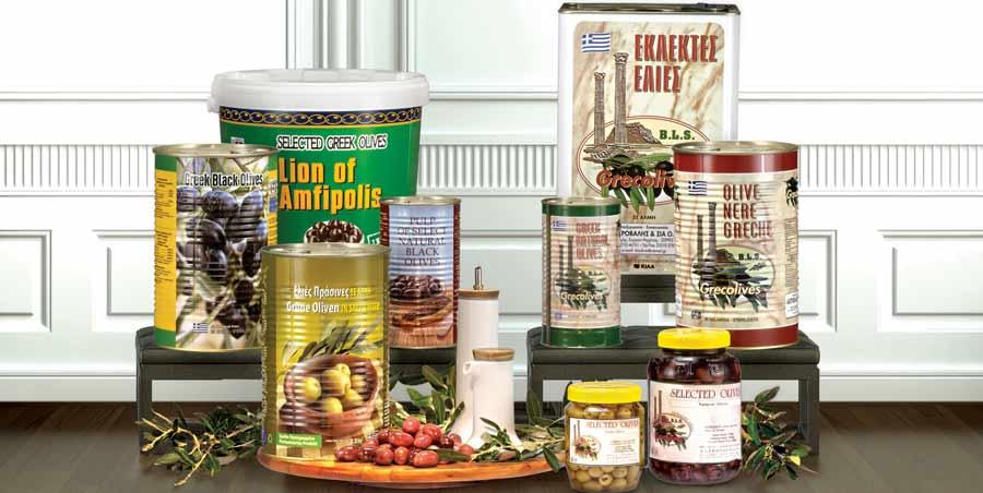 Latrovalis  Olives