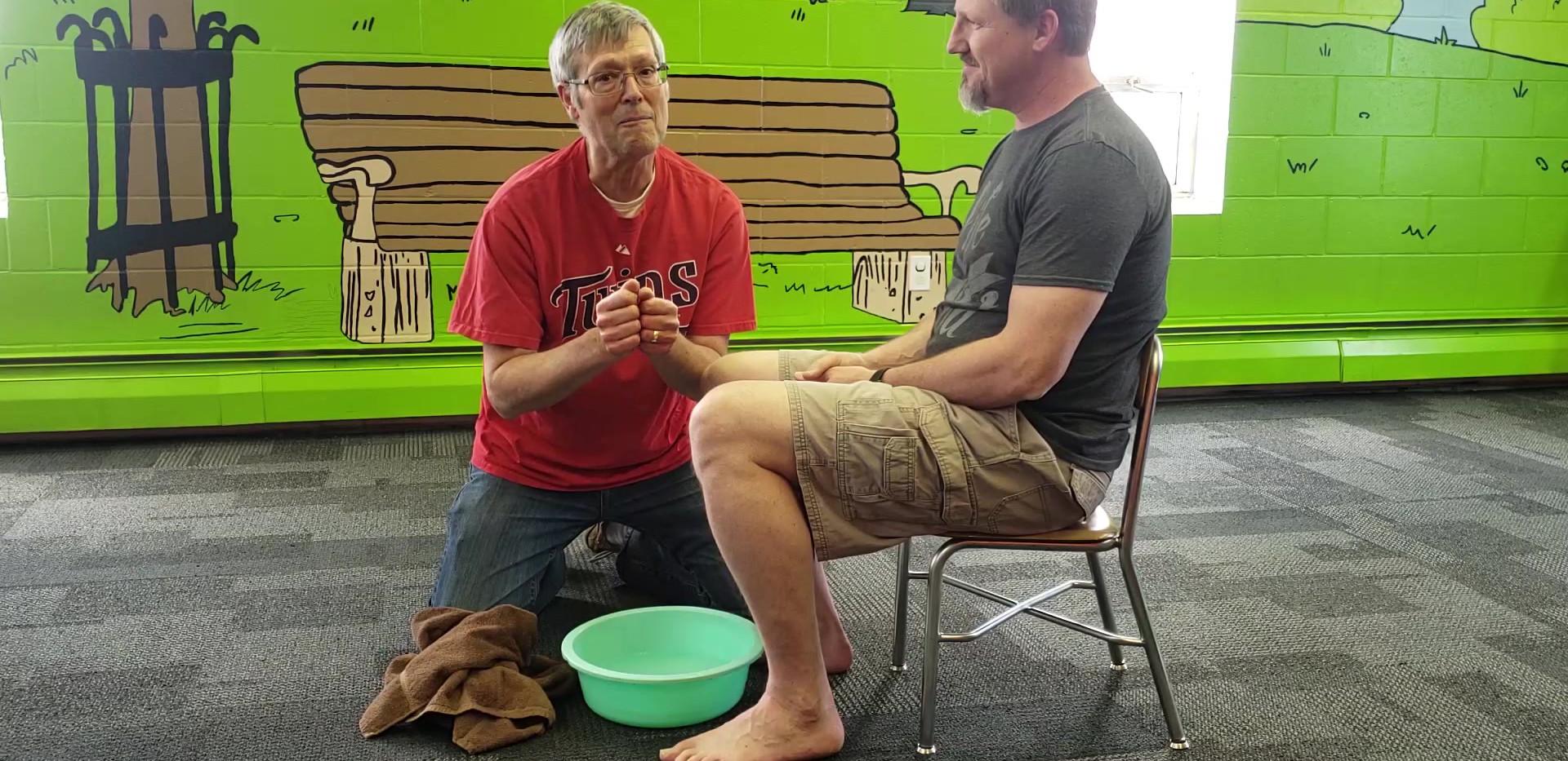 Mark Foot Washing.mp4