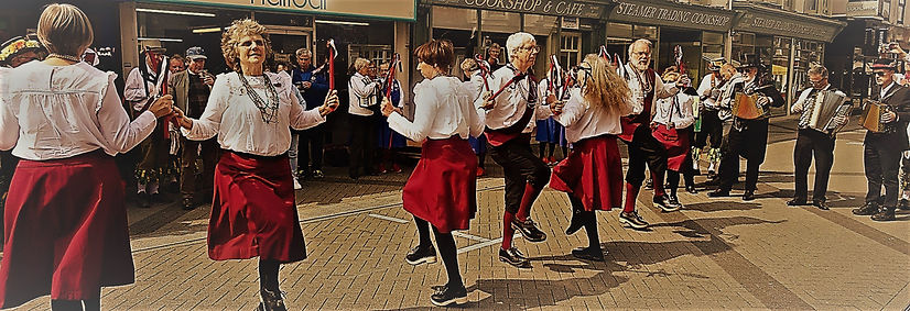 Phoenix Clog - North West Morris Dancers