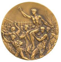 1932 Olympic medal 2.jpg