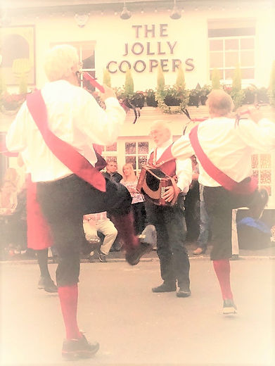 Phoenix Clog North West Morris Dancers