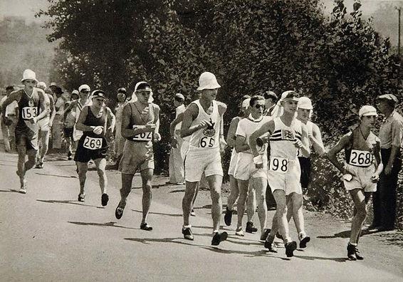 1932 Olympic 50km Walk.jpg