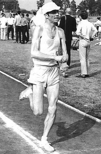 1969 Shippen, C.; first marathon; Poly M