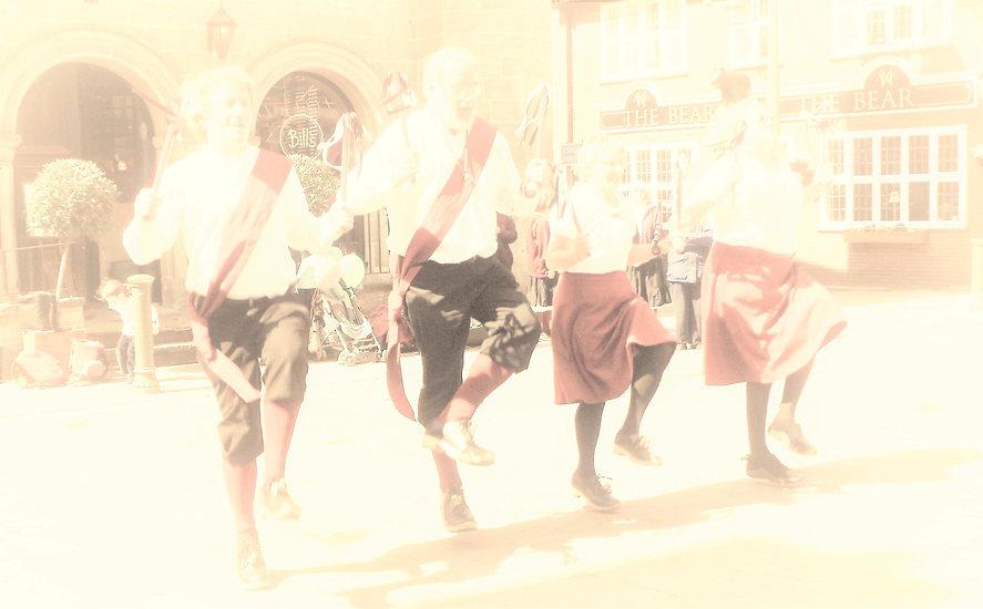 Phoenix Clog North West Morris Dancers