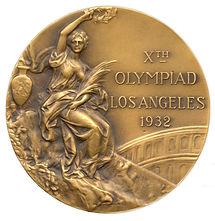 1932 Olympic medal 1.jpg