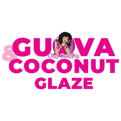 Coconut Guava Glaze