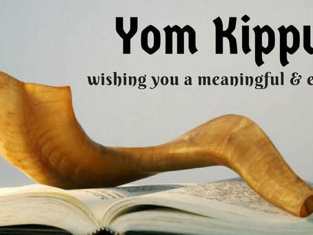 (((CHAG SAMEACH YOM KIPPUR!)))