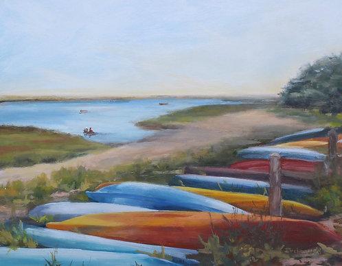 Cape Kayaks 11x14