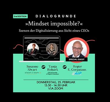 """""""Mindset Impossible?- Szenen der Digitalisierung aus Sicht eines CEO´s"""""""