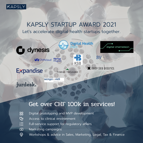 Digital Chameleon is extremely proud and honored to support the KAPSLY Award 2021!
