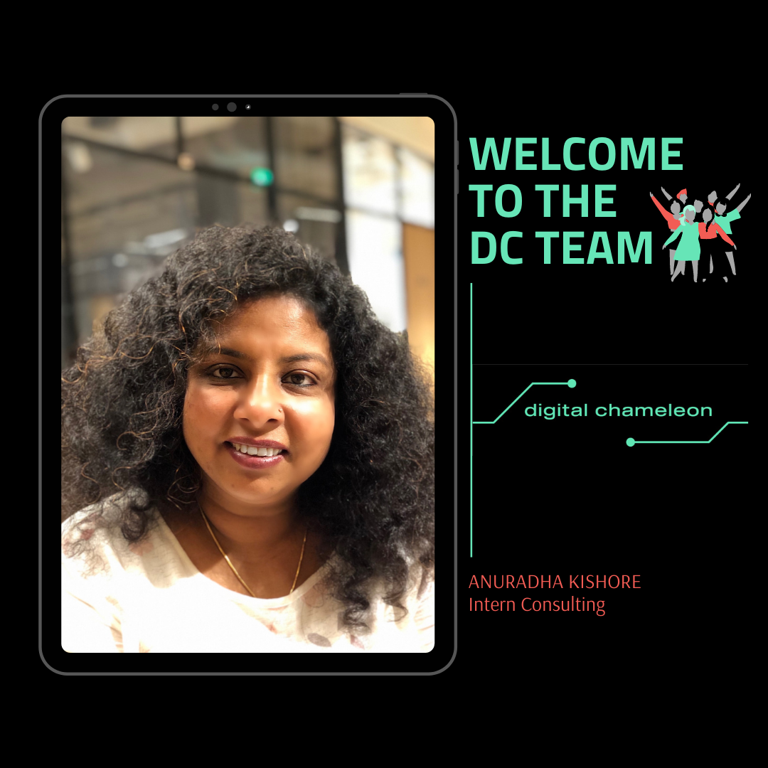 🌟Announcement📢: 🆕 Employee Anurhada Kishore 👏🏼🙋🏻