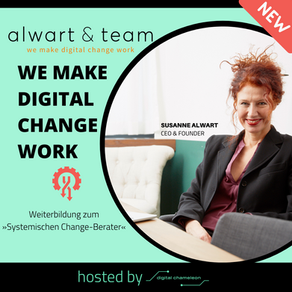 Join our Change Management Workshop in collaboration with alwart&team