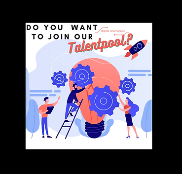 Join our Talentpool NOW!