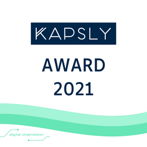 The application for the KAPSLY AWARD 2021 got closed last Sunday 23/05. Here an UPDATE =>
