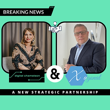 💥𝐍𝐄𝐖𝐒💥: Digital Chameleon GmbH and 𝗫𝗮𝗴𝗼𝗻𝗮𝗹 pair up