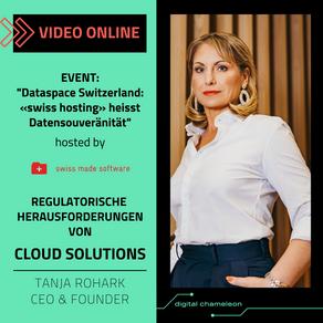 ☁️ Cloud Solutions 📡 - Regulatorische Herausforderungen