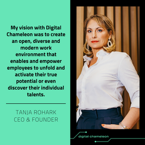 Learn more about Tanja Roharks vision