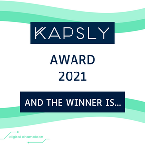KAPSLY AWARD 2021 - And the winner is ... 🏆