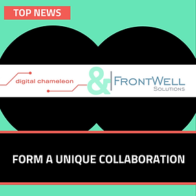 💥We are thrilled to announce our new partnership with FrontWell Solutions ❗️ 📢 💥