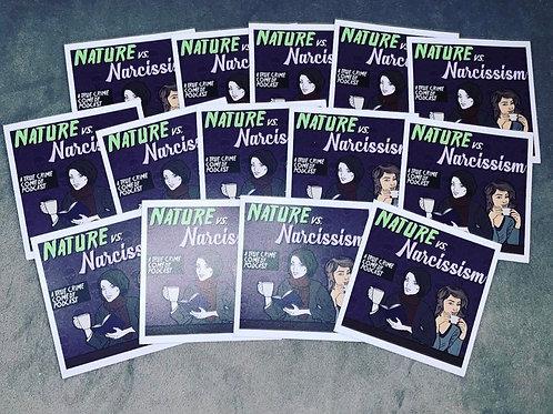 NVN - Heather & Rachelle Sticker
