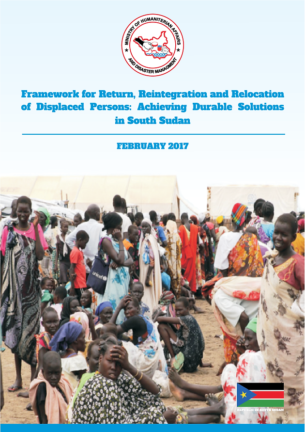 Re-posting : Framework for Return, Reintegration and Relocation of