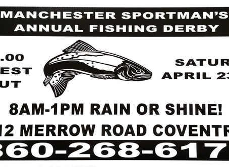 Fishing Derby - April 23, 2016