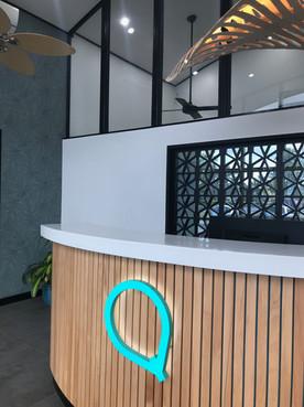 Fiji Palms Reception