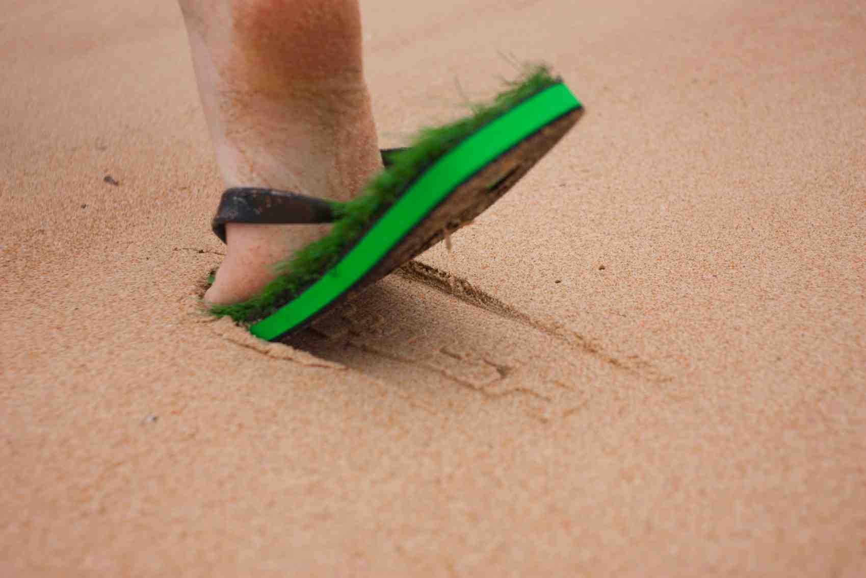 KUSA sand