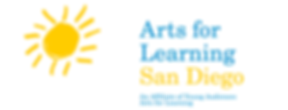 Arts for Learning San Diego Logo