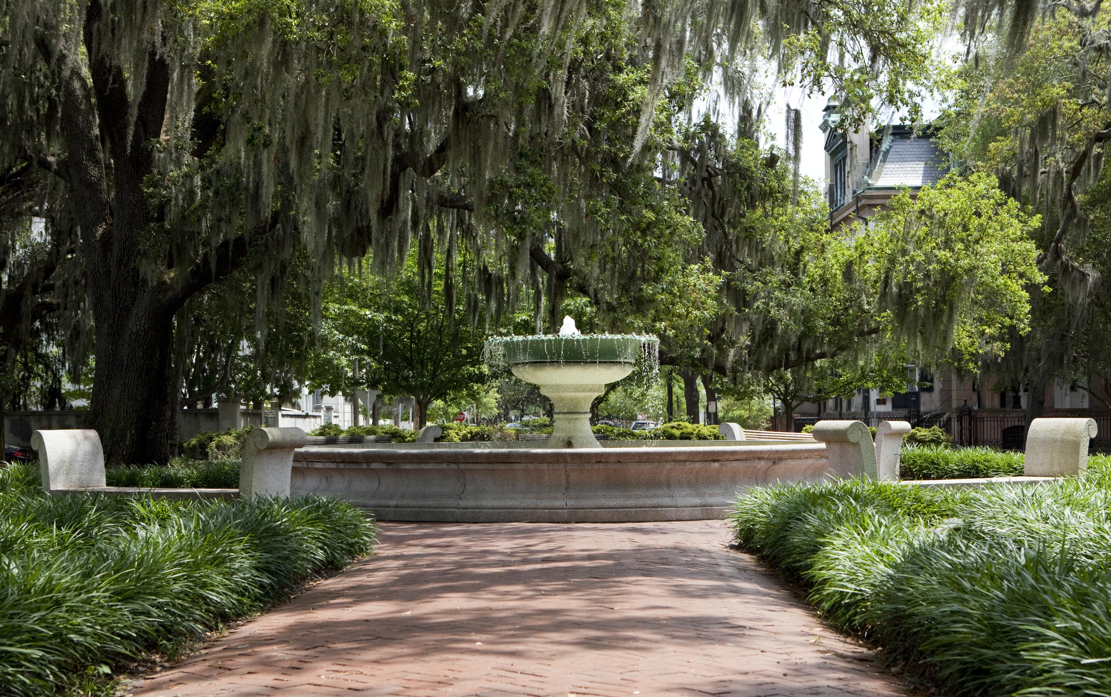 Savannah Square, Savannah GA