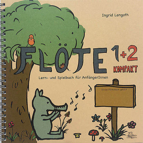 Flöte 1+2 kompakt