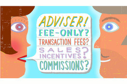 """Fee-only"" versus ""fee-based""…what is the difference?"