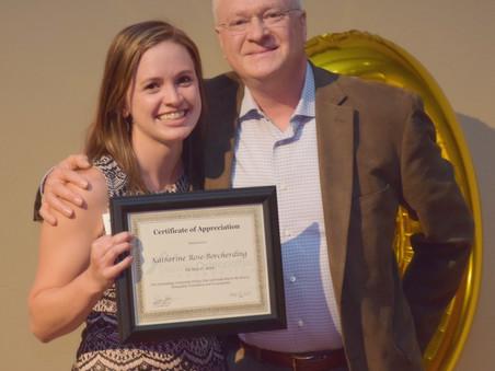 4th Year Medical Student Volunteer Award