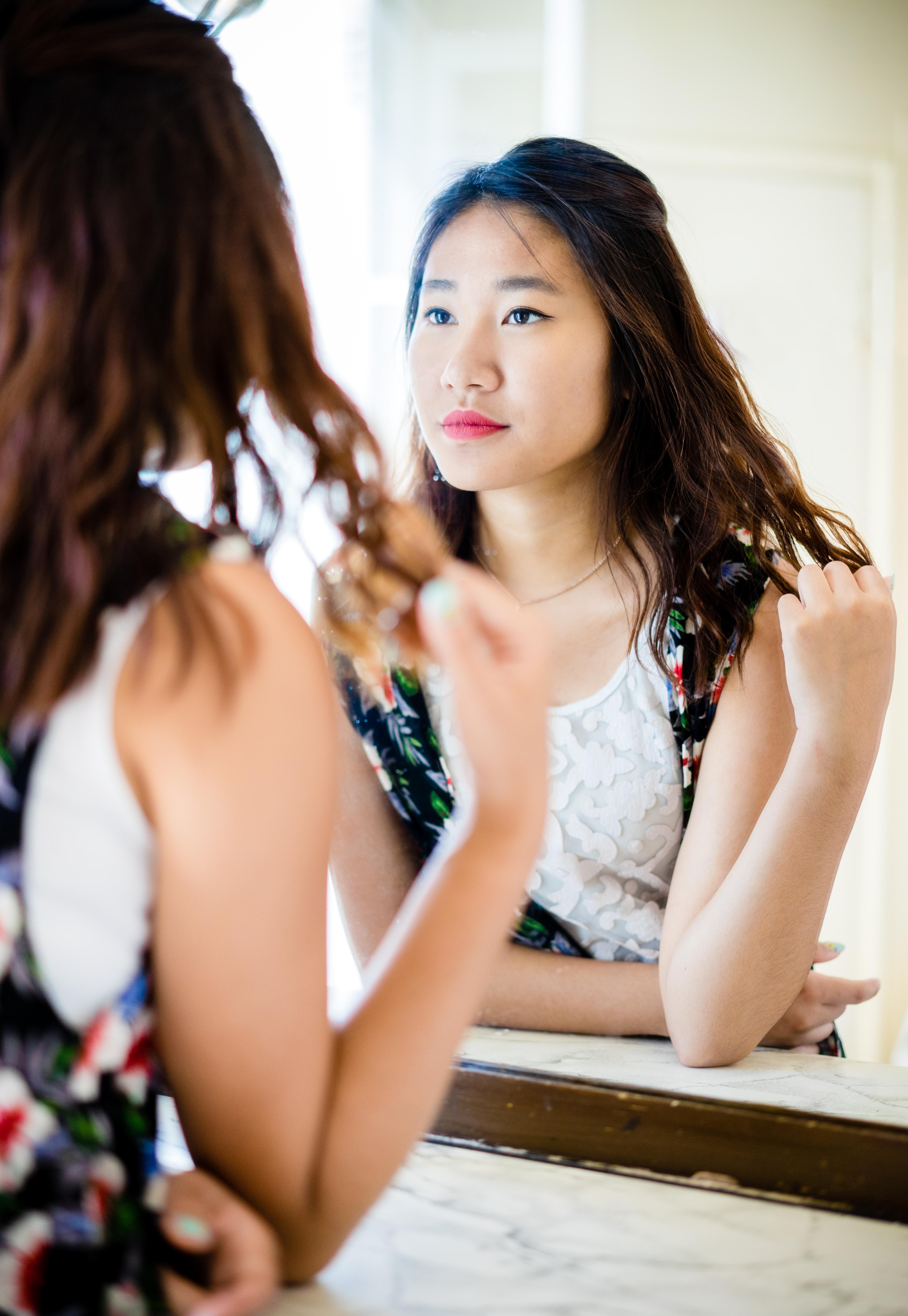 stephanie 1 miroir