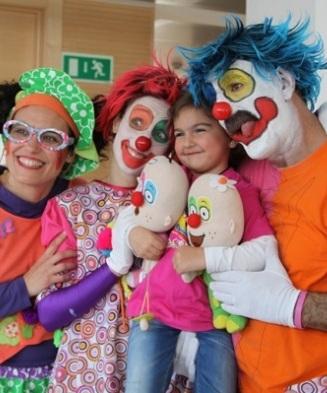 Aspanovas: Niños con cáncer