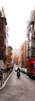 Ruas Madrid