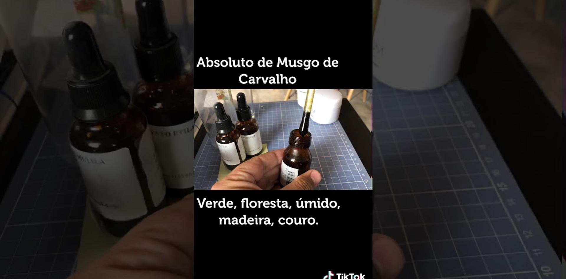 Absoluto de Musgo de Carvalho