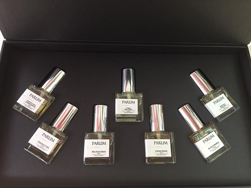 Pack of Decants - 7 fragrâncias de 11ml