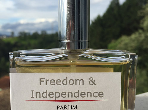 Freedom and Independence - 50 ml