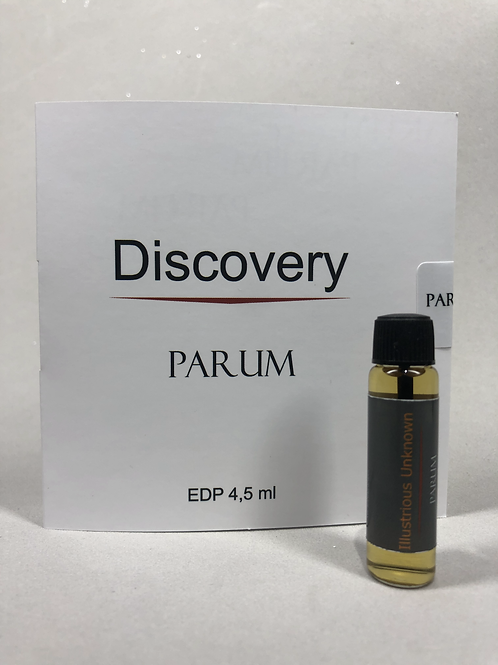 Discovery Illustrious Unknown - EDP 4,5ml