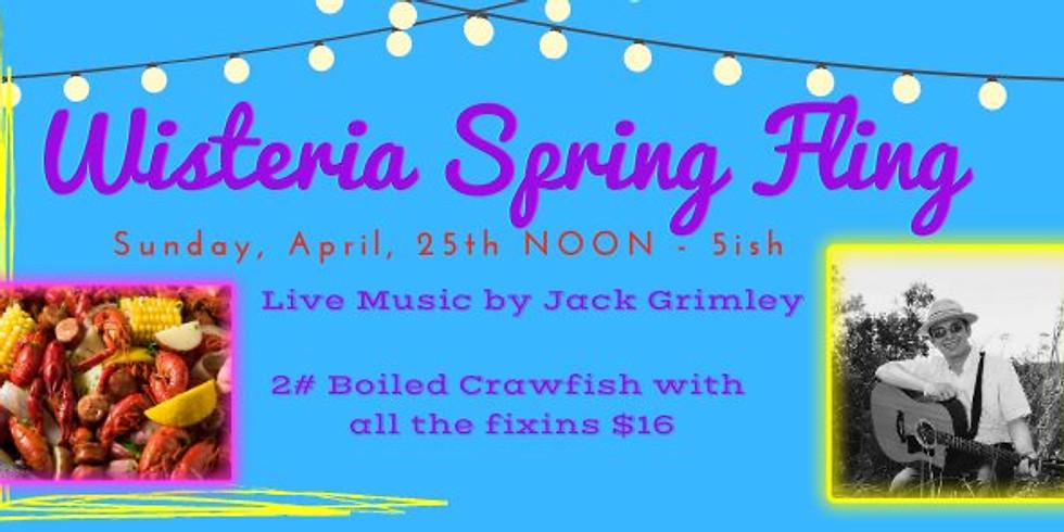 Wisteria Spring Fling