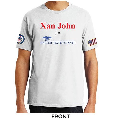 Xan John for United States Senate T-Shirt