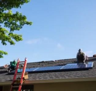 Louisiana Solar Install