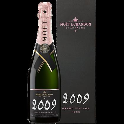 Moet & Chandon - Grand Vintage Rosé 2009