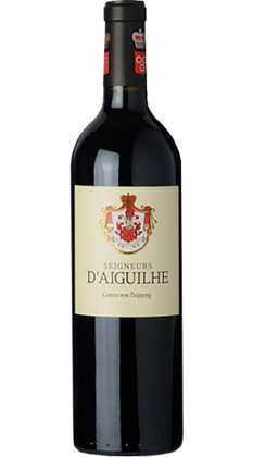 Castillon Côtes de bordeaux - Seigneurs d'Aiguilhe 2016
