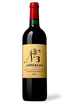 Château Angélus N°3 2015