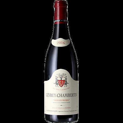 Gevrey-Chambertin - Vieilles Vignes 2018-Domaine Geantet Pansiot