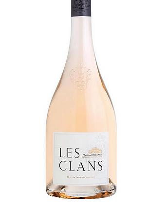 Chateau d'esclans - Les Clans 2015