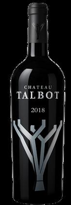 Château Talbot- Saint-Julien-2018