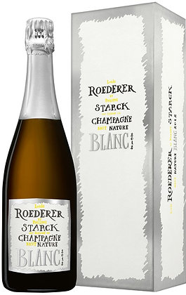 Louis Roederer - Brut Nature by Philippe Stark 2012